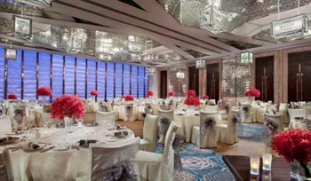 上海浦东丽思卡尔顿酒店宴会厅