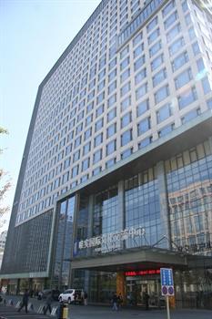 北京唯实酒店外观图片