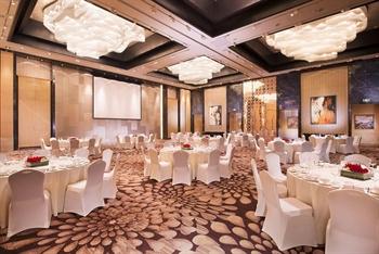 上海金桥红枫万豪酒店宴会厅