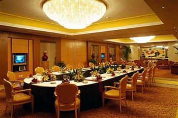 北京长安大饭店(陕西大厦)秦乐宫贵宾厅2-西式宴会