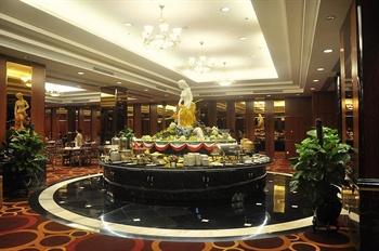 深圳彭年万丽酒店 咖啡厅