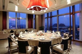 南昌格兰云天国际酒店中餐大包房