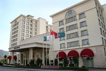 广州威尔登酒店酒店外观