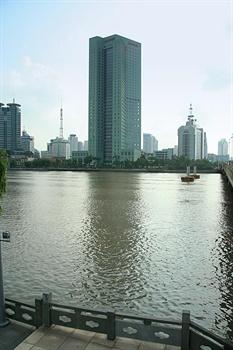 宁波万豪酒店酒店外观图片