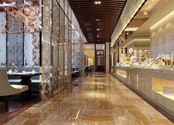 北京金霖酒店西餐厅