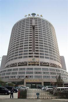 山东大厦酒店外观图片