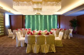 晋江马哥孛罗大酒店中餐厅包房