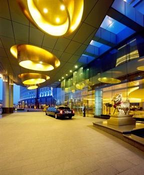 青岛鑫江温德姆酒店外观图片