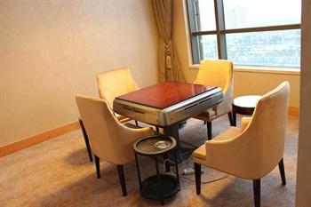 泰州國際金陵大酒店棋牌室