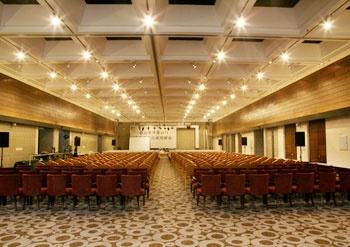 天津亿豪山水郡国际温泉度假酒店(蓟县)会议室