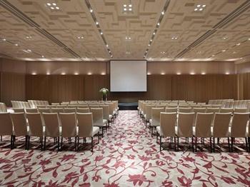上海新天地安达仕酒店宴会厅剧院式 theatre