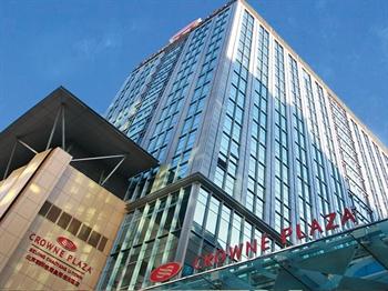 北京朝阳悠唐皇冠假日酒店酒店外观图片