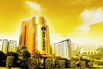 南宁迪拜七星酒店酒店外观图片