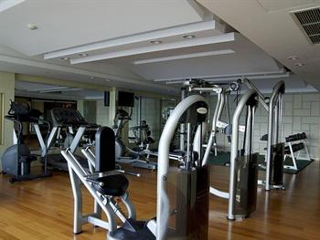 杭州富阳国际贸易中心大酒店健身房