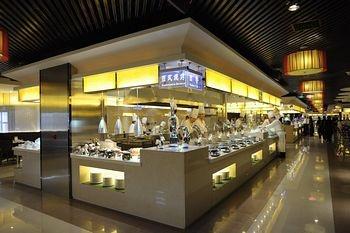 武汉君宜王朝大饭店餐厅