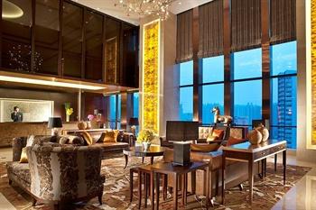 广州方圆奥克伍德豪景酒店大堂