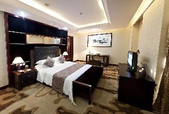 威海铂丽斯国际大酒店豪华行政三联套