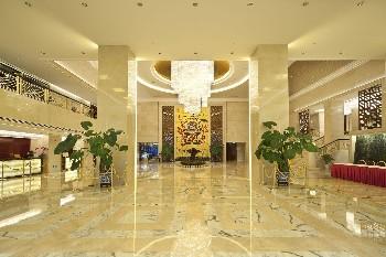 武汉楚天粤海国际大酒店大堂