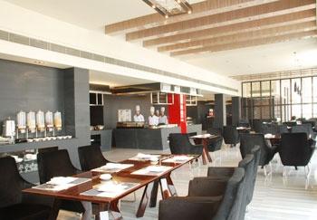 福州财富品位酒店餐厅
