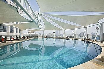 佛山恒安瑞士大酒店游泳池