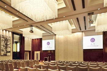上海静安铂尔曼酒店会议室