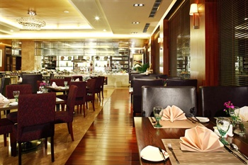 北京龙城温德姆酒店博纳西餐厅