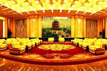 江西泰耐克国际大酒店(南昌)会客厅