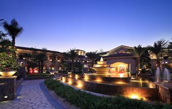 广州美林湖温泉大酒店外观图片