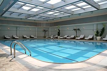 上海古象大酒店游泳池