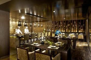 海口观澜湖温泉酒店日本餐厅