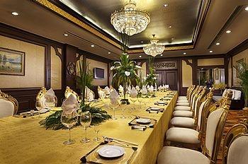 郑州索菲特国际饭店水晶厅