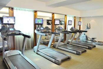 苏州海悦花园大酒店健身房