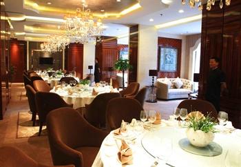 西安天朗森柏大酒店天悦中餐厅四连包
