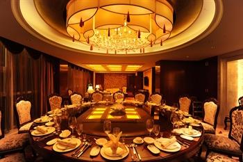 武汉楚天粤海国际大酒店餐厅