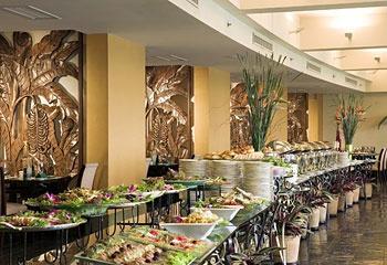 东莞唐拉雅秀酒店巴西餐厅