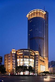 南京索菲特银河大酒店酒店外观图片