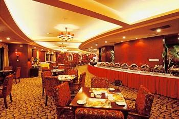 长沙天玺海航大酒店西餐厅