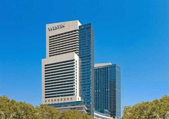 南京金茂威斯汀大酒店酒店外观图片