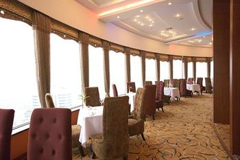 南昌东方豪景花园酒店26F旋转餐厅