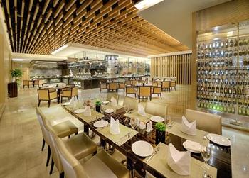 深圳友和国际大酒店西餐厅