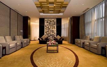 温州滨海大酒店贵宾会议室