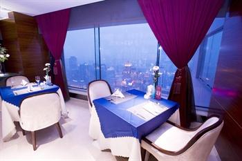 南京商茂国际酒店云尚西餐厅