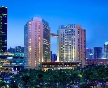 广州富力君悦大酒店酒店外观图片