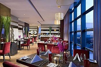 佛山恒安瑞士大酒店咖啡厅
