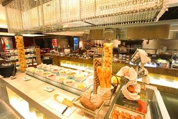 北京朝阳悠唐皇冠假日酒店C6咖啡厅