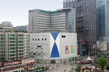 成都海悦酒店酒店外观图片