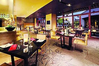 苏州吴宫泛太平洋酒店意大利餐厅