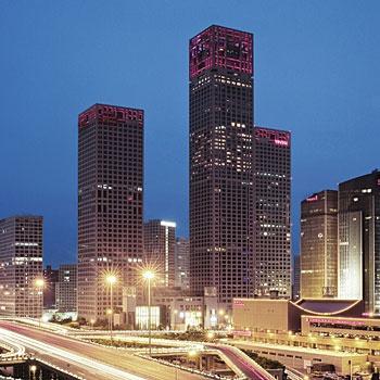 北京柏悦酒店酒店外观图片