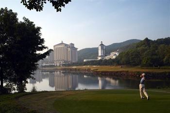 东莞观澜湖度假酒店高尔夫