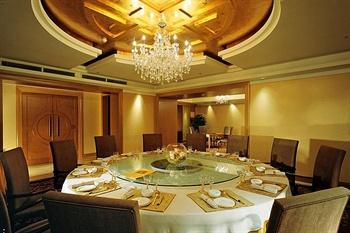 广州嘉逸国际酒店餐厅包房